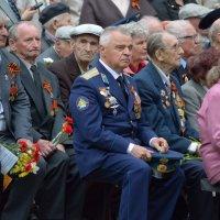 На 70-летии Победы (этюд 3) :: Константин Жирнов
