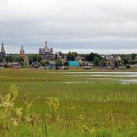 Русский Север. Село Нёнакса (основано в 1397 г.) :: Владимир Шибинский