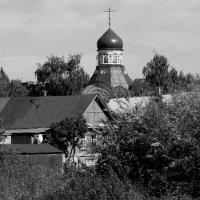 Пейзаж  окраины  города... :: Валерия  Полещикова