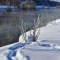 воспоминания о зиме... :: юрий иванов