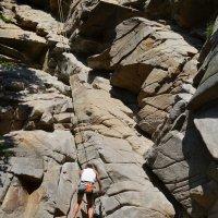 Начинающий альпинист :: Tatiana Kretova