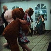 И танцев забавных в День Фотографа! :: Ольга Кривых