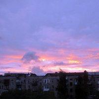 Вечер над городом :: раиса Орловская