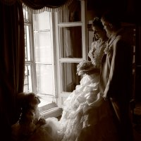Старшая сестра :: Игорь Кожухов