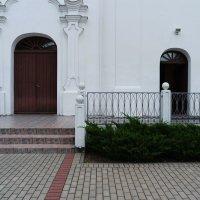 Виляны, костёл (3) :: Юрий Бондер