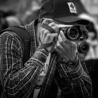 С Днём фотографа! :: Александр Рамус