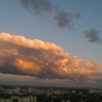 Небо.Тучи.Облака. :: Наталья Тагирова