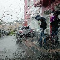 Сегодня опять дождит... :: Sergey Apinis