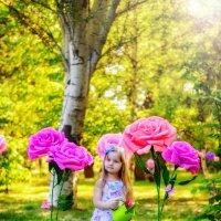 Цветы жизни :: Татьяна