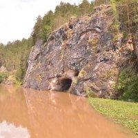 Карстовый мост. Оленьи ручьи :: Михаил Новожилов
