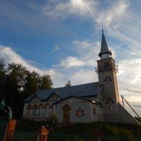 Мечеть села :: Рамиль Нигматуллин