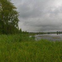 Домик у озера :: vladimir