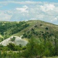 Горы в Вольске :: Дмитрий Грабинский