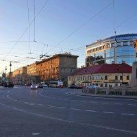Площадь Александра Невского :: Наталья