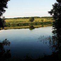 Малодубовской залив Днепра. :: Olga Grushko