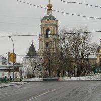 монастырь :: Борис Александрович Яковлев