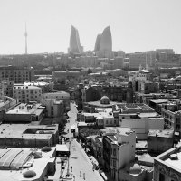 Городской пейзаж :: Рамиль Алхас