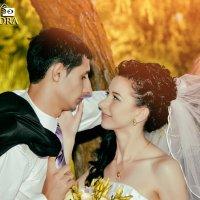 свадьба :: Александра Гусарова