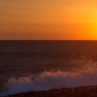 Солнечный закат :: Виолетта