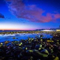 Море, вечер, шторм :: Михаил Кронор