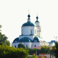 Храм :: Геннадий Храмцов