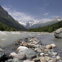 Горная речка :: Katrin Galitsina