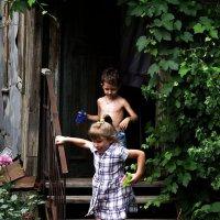 группа захвата :: Николай Семёнов