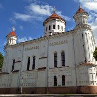 Кафедральный собор во имя Успения Пречистой Божией Матери в Вильнюсе :: Kliwo