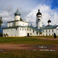 Сааво-Крыпецкий монастырь :: Владимир Бурдин