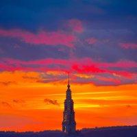 однажды вечером в Калязине (2) :: Petr Popov