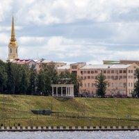 Вид Ижевска :: Леонид Никитин