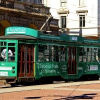 Миланский трамвай :: A. Kivi