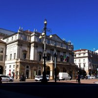 Миланский оперный театр Ла Скала :: A. Kivi