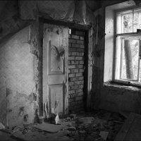 Бывшее жилье :: galina bronnikova