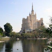 исторические ориентиры столицы :: Олег Лукьянов