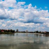 Река Кубань :: Игорь Хижняк