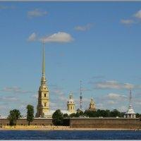 Петропавловка,крепость. :: Владимир Гилясев