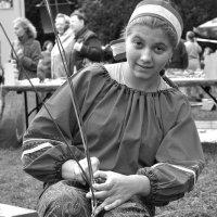 Мастер по плетению корзин :: Борис Александрович Яковлев