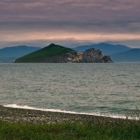 Лисий остров :: Жанетта Буланкина