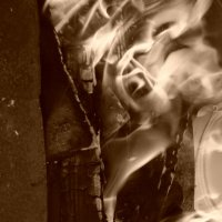 маска впламени2 :: МИХАИЛ КАТАРЖИН