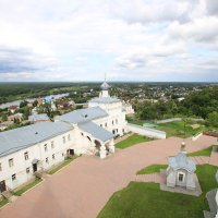 муж монастырь в Гороховце :: alecs tyalin