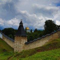 Башни :: Карпухин Сергей