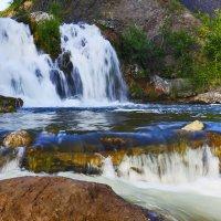 Беловский водопад :: Ольга Дитрих