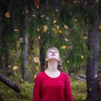 Осень :: Дарья Fox
