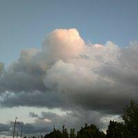 Вечерние облака :: Николай Филоненко