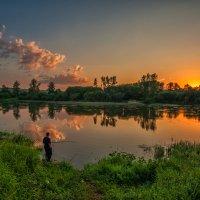 На утренней зорьке :: Владимир Чуприков