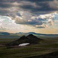 Чукотский пейзаж. :: Юрий Харченко