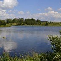 Озеро 2 :: Леся Нуштаева