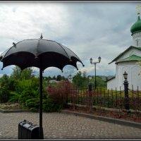 Кованый памятник путешественника. Псков. :: Fededuard Винтанюк