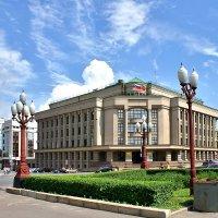 Здание Министерства культуры и Конституционного суда РТ в Казани :: Денис Кораблёв